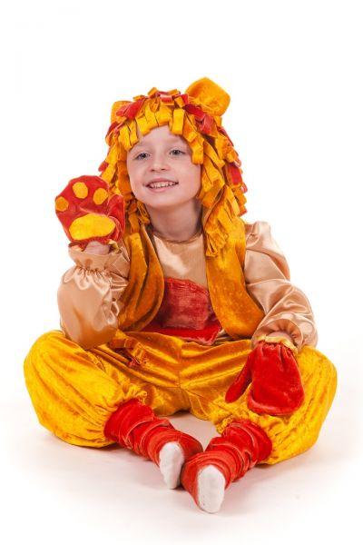 «Львенок» карнавальный костюм для мальчика