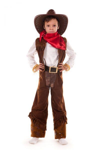«Ковбой» карнавальный костюм для мальчика