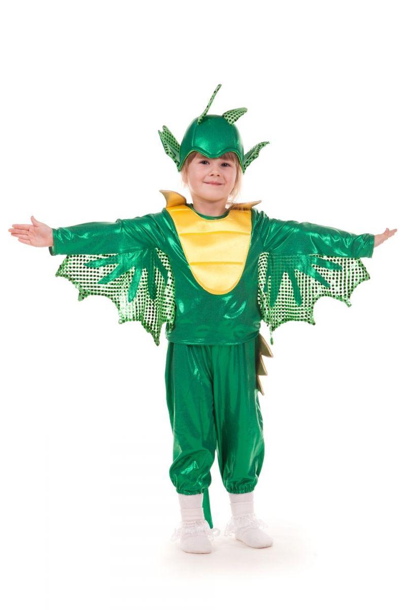 «Дракончик» карнавальный костюм для мальчика