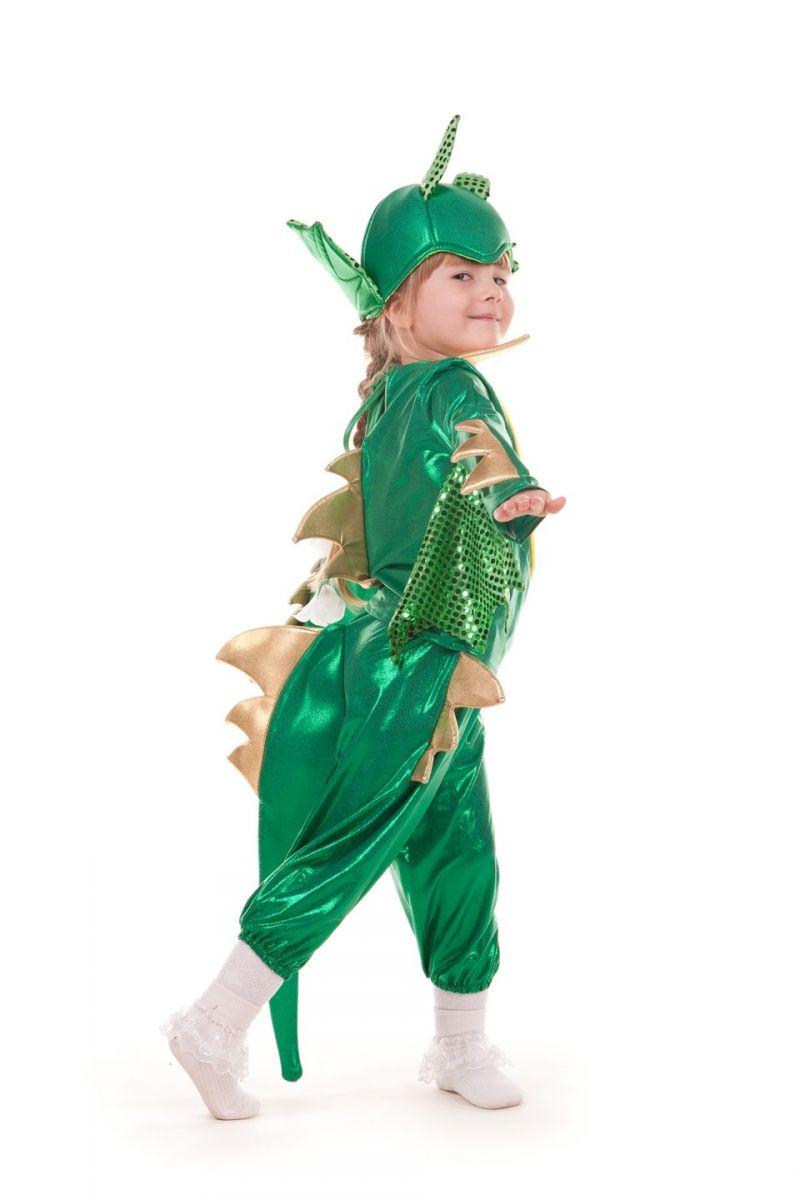 Масочка - «Дракончик» карнавальный костюм для мальчика / фото №665