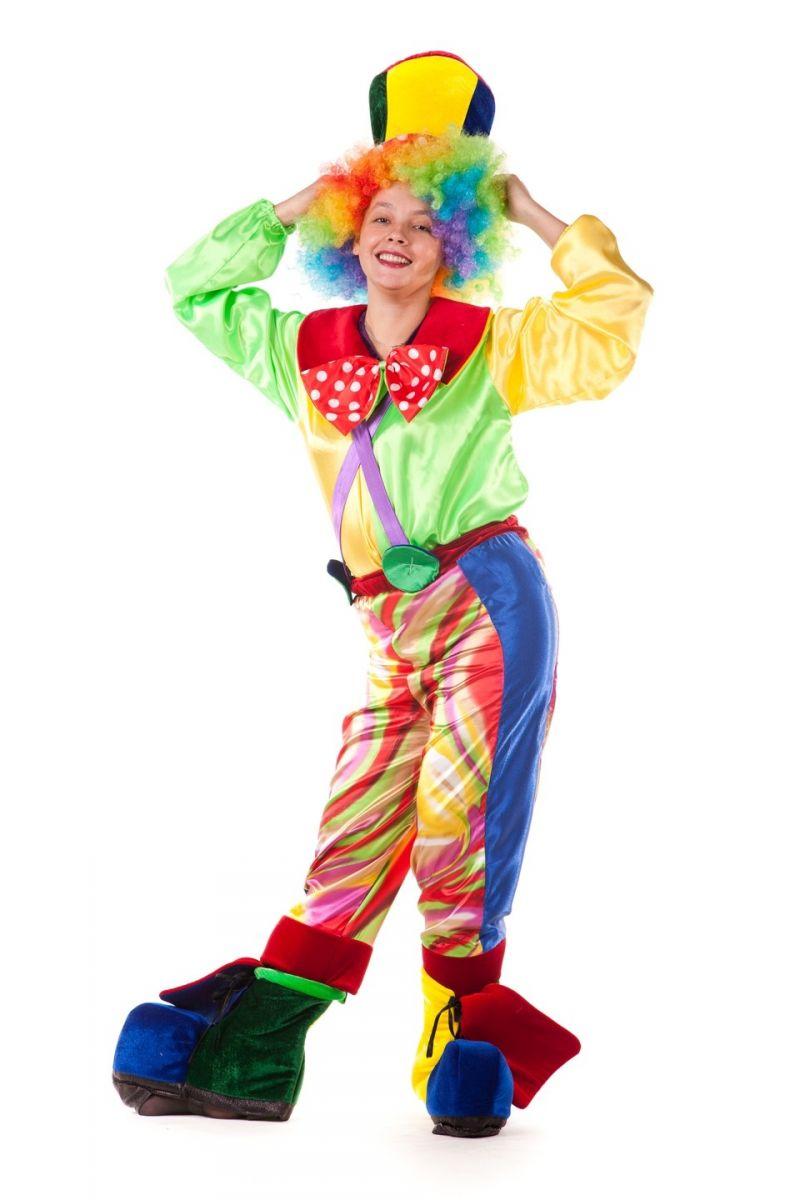 «Клоун» карнавальный костюм для взрослых