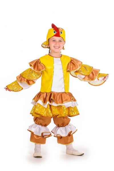 «Курочка» карнавальный костюм для девочки