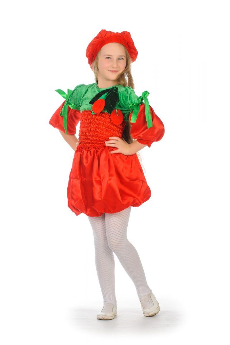Масочка - «Вишня» карнавальный костюм для девочки / фото №691