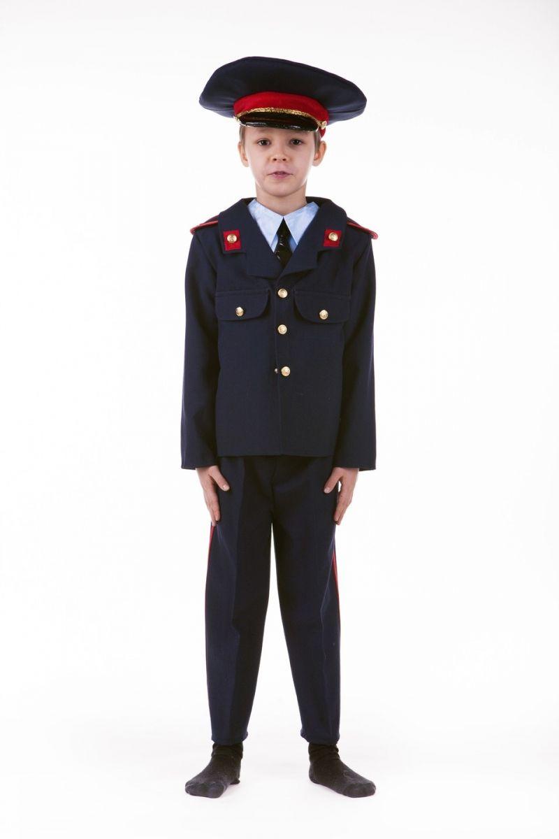 «Милиционер» карнавальный костюм для мальчика
