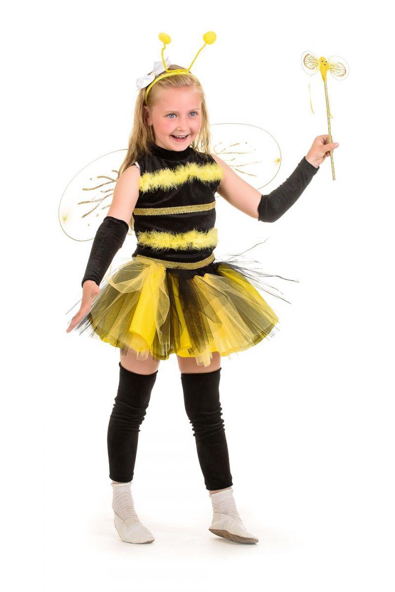 Масочка - «Пчелка в пачке» карнавальный костюм для девочки / фото №699