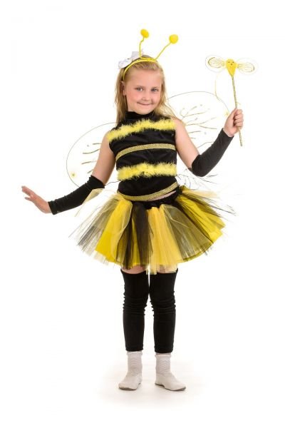 «Пчелка в пачке» карнавальный костюм для девочки