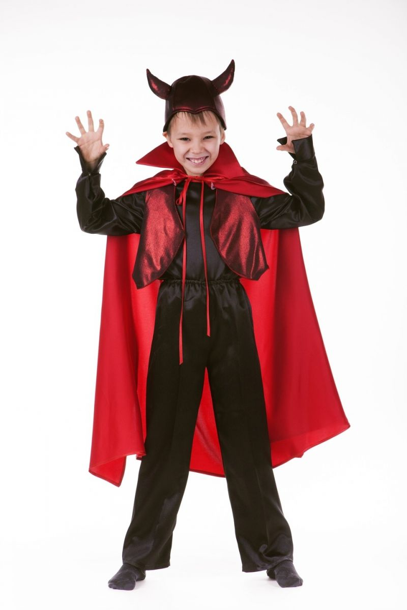«Дракула» карнавальный костюм для мальчика