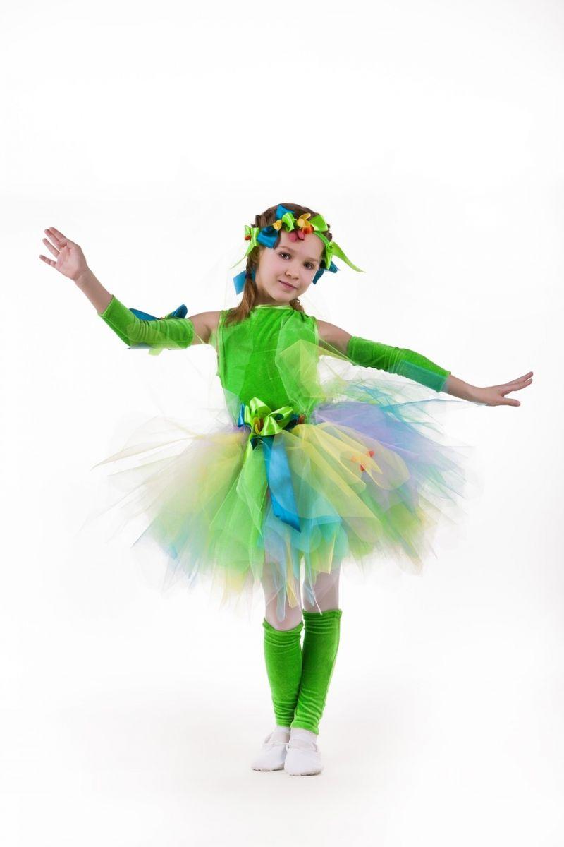 «Весна в пачке» карнавальный костюм для девочки