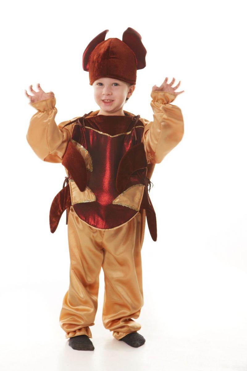 Масочка - «Майский жук» карнавальный костюм для мальчика / фото №714