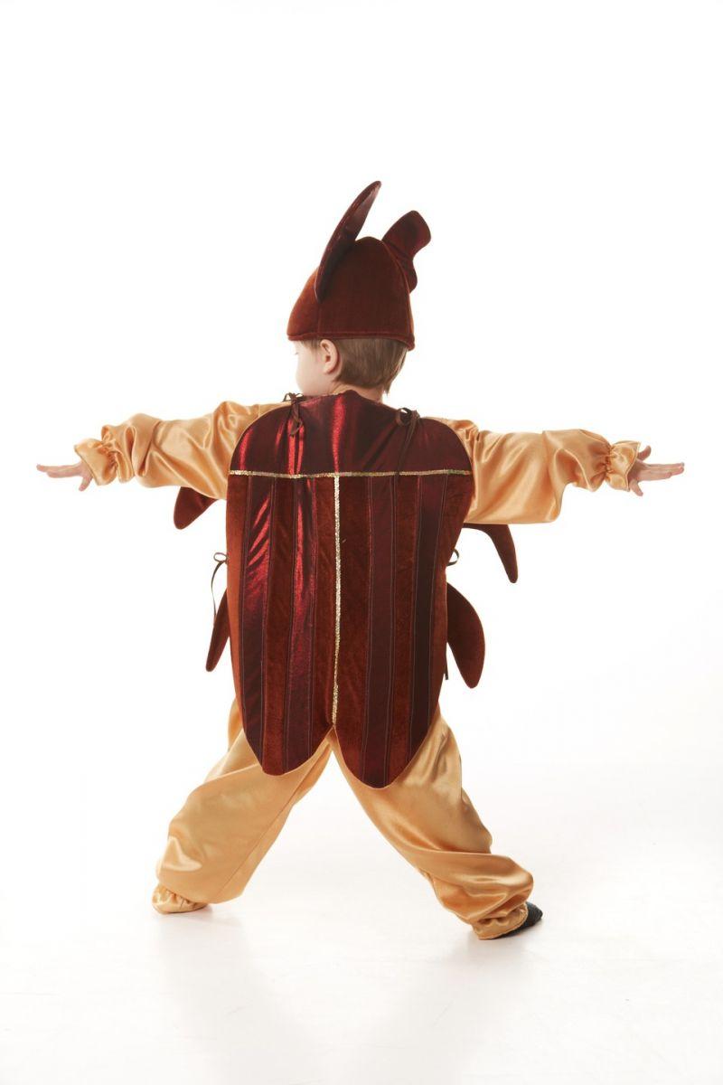 Масочка - «Майский жук» карнавальный костюм для мальчика / фото №715