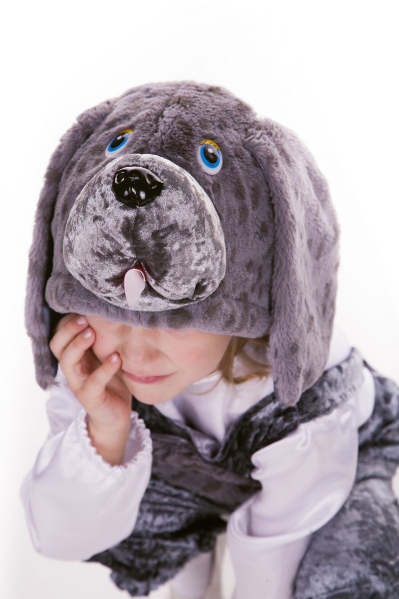 Масочка - «Собачка» карнавальный костюм для мальчика / фото №718