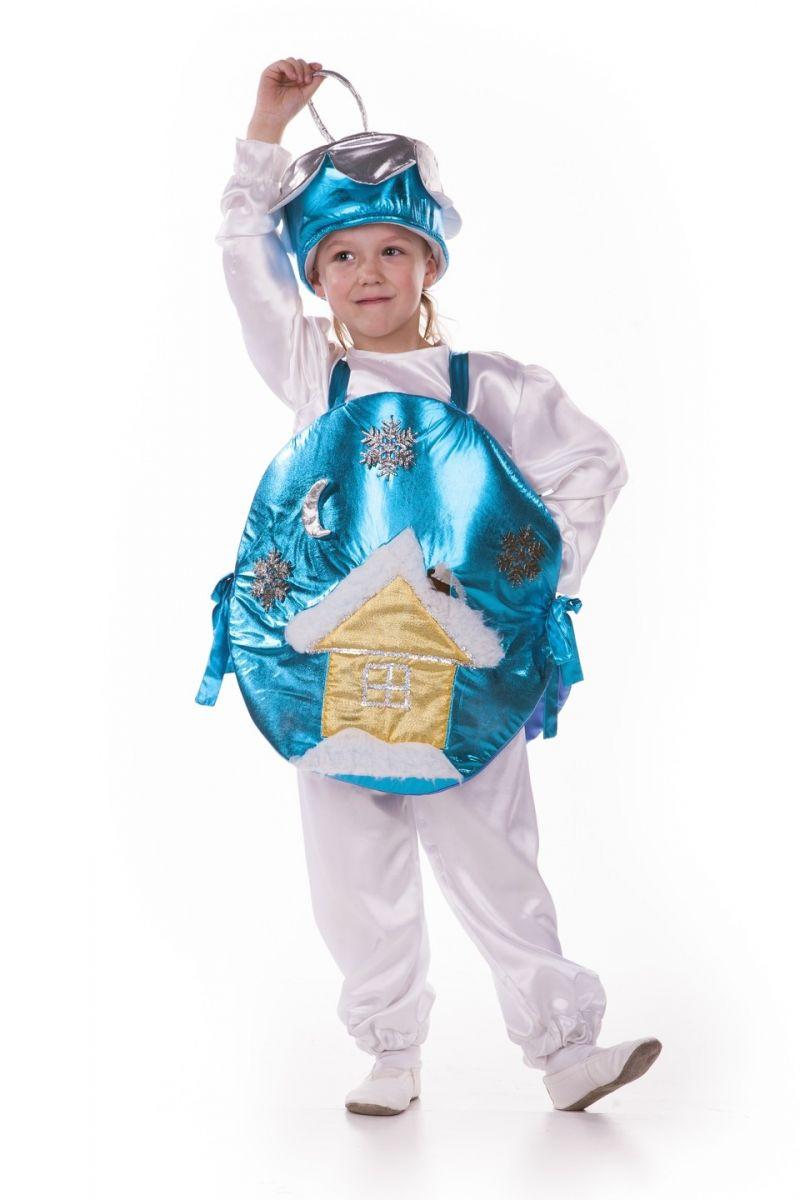 «Елочный шарик» карнавальный костюм для мальчика