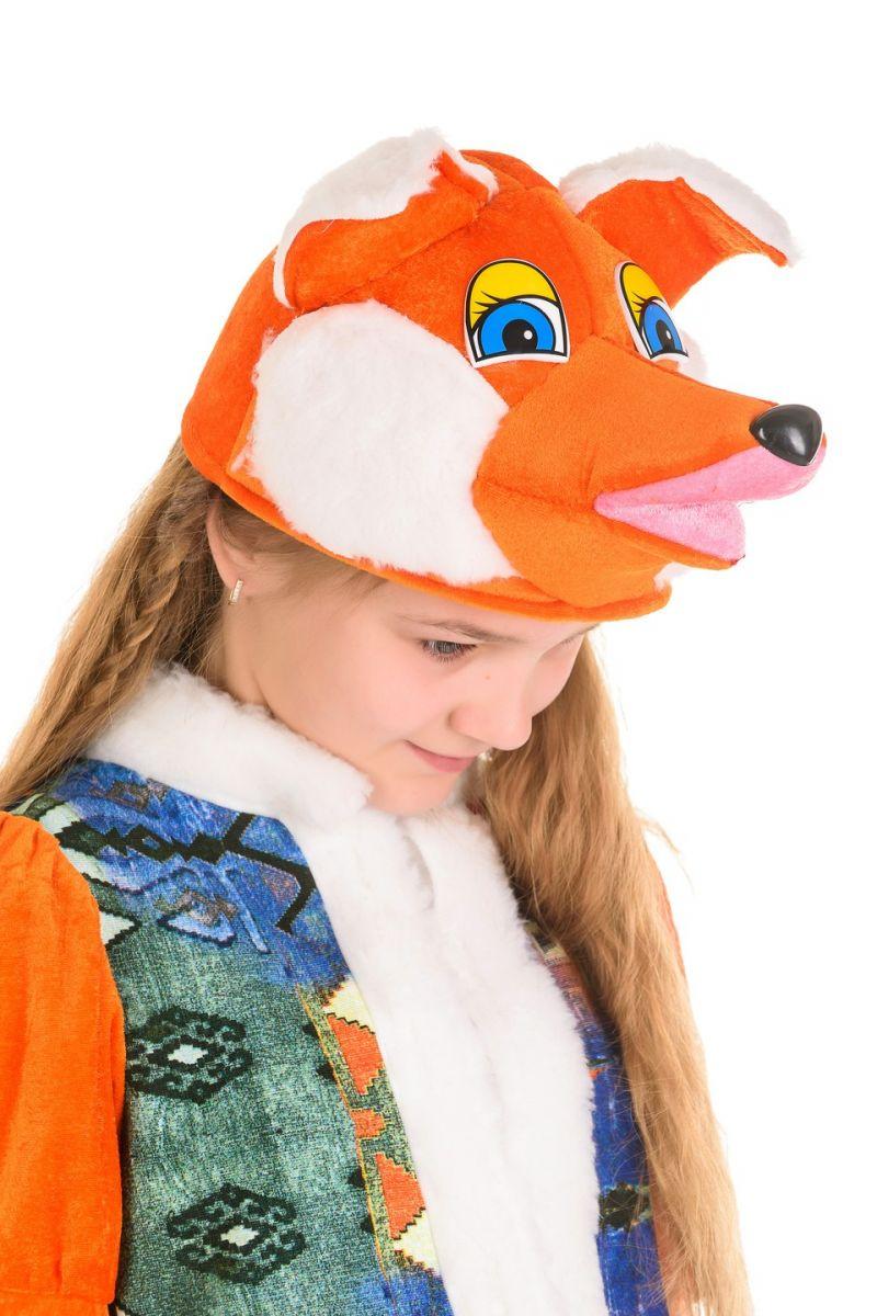 Масочка - «Лисичка-сестричка» карнавальный костюм для девочки / фото №755