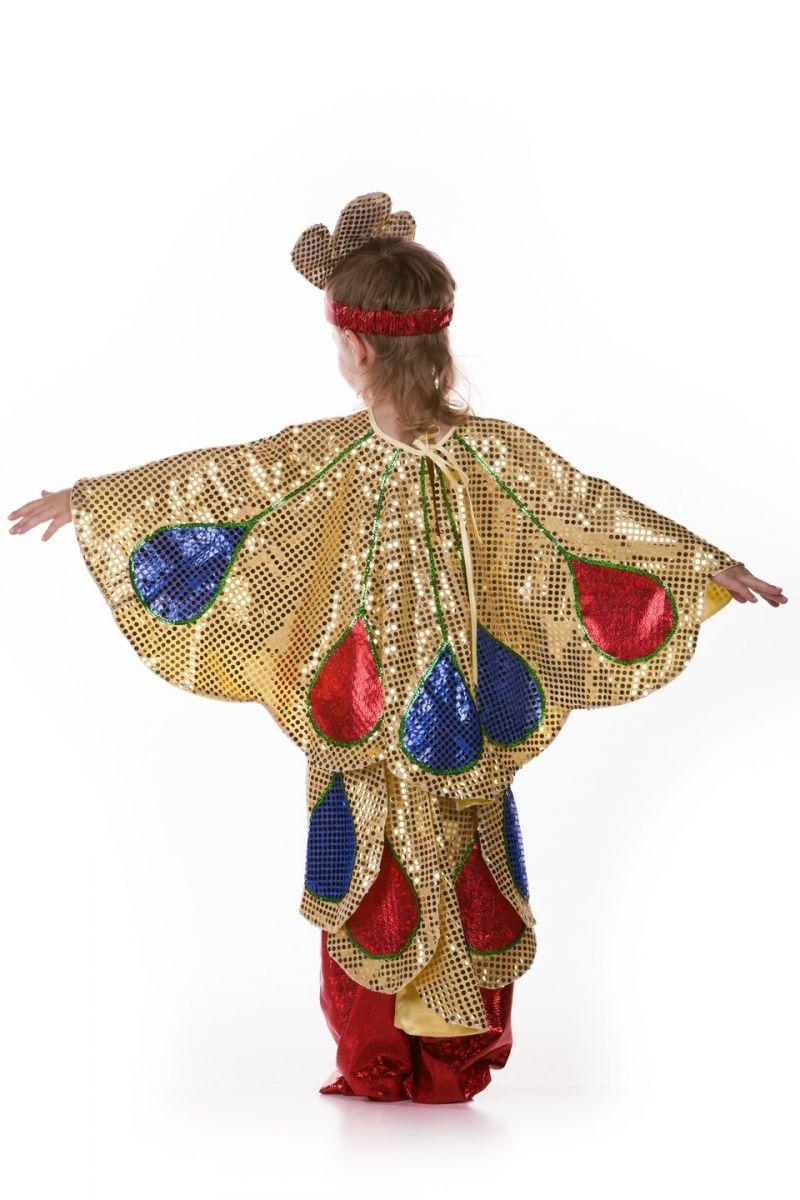 Масочка - «Жар-птица» карнавальный костюм для мальчика / фото №757
