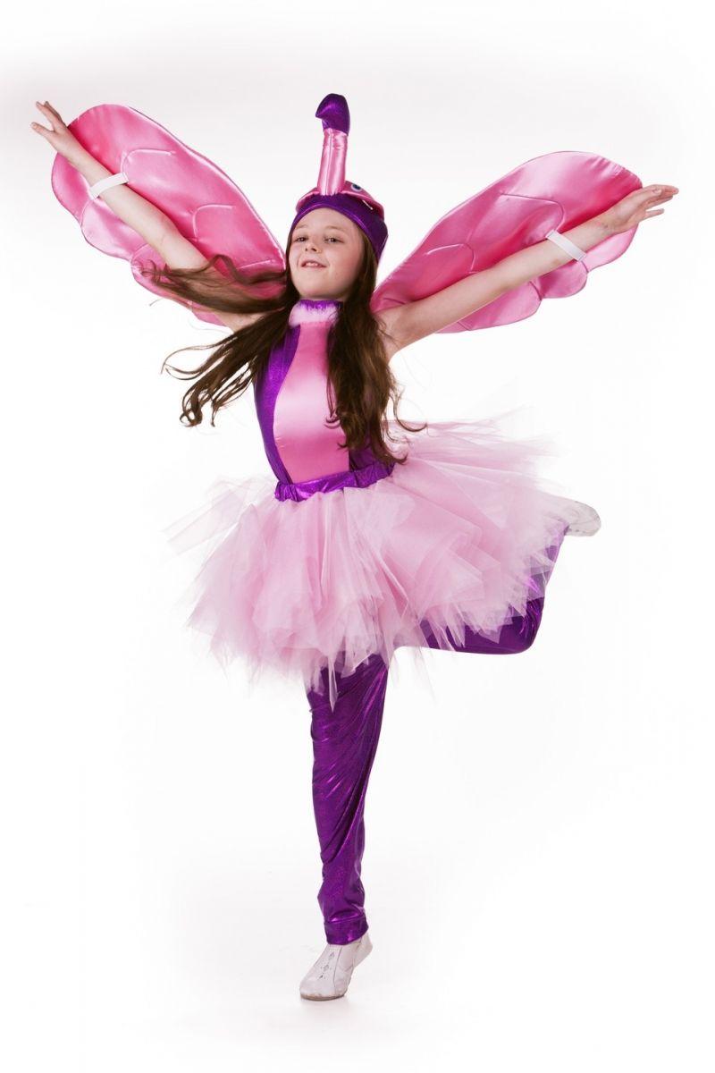 «Фламинго» карнавальный костюм для девочки