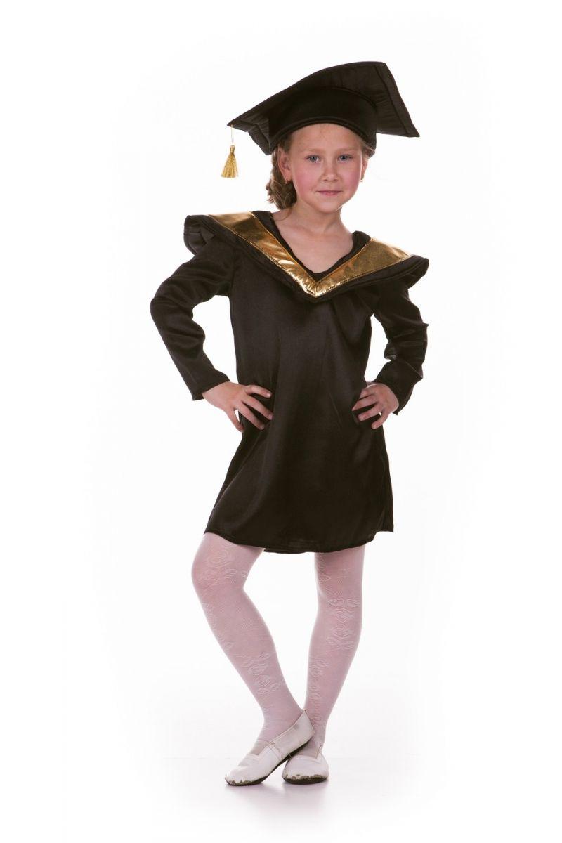 «Выпускница» карнавальный костюм для девочки