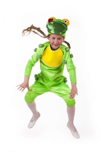 «Лягушка» карнавальный костюм для детей