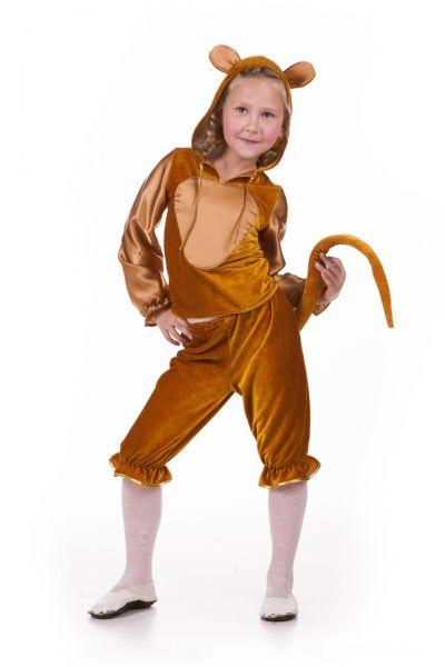 «Обезьянка в шортах» карнавальный костюм для детей