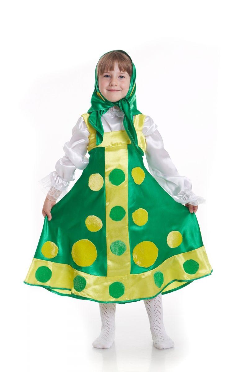 «Матрешка» Карнавальный костюм для девочки