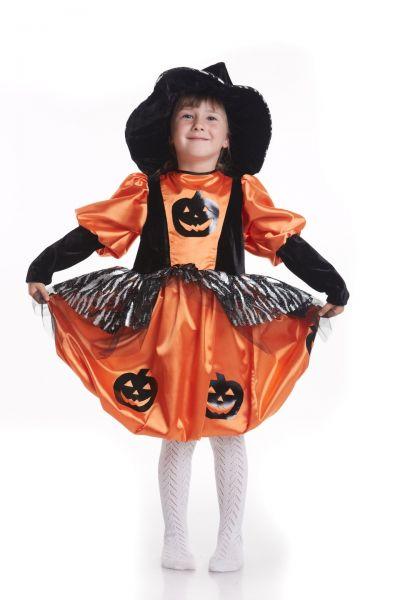 «Ведьмочка» карнавальный костюм для девочки