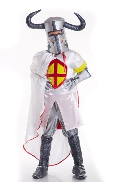 «Рыцарь-тевтонец» карнавальный костюм для мальчика