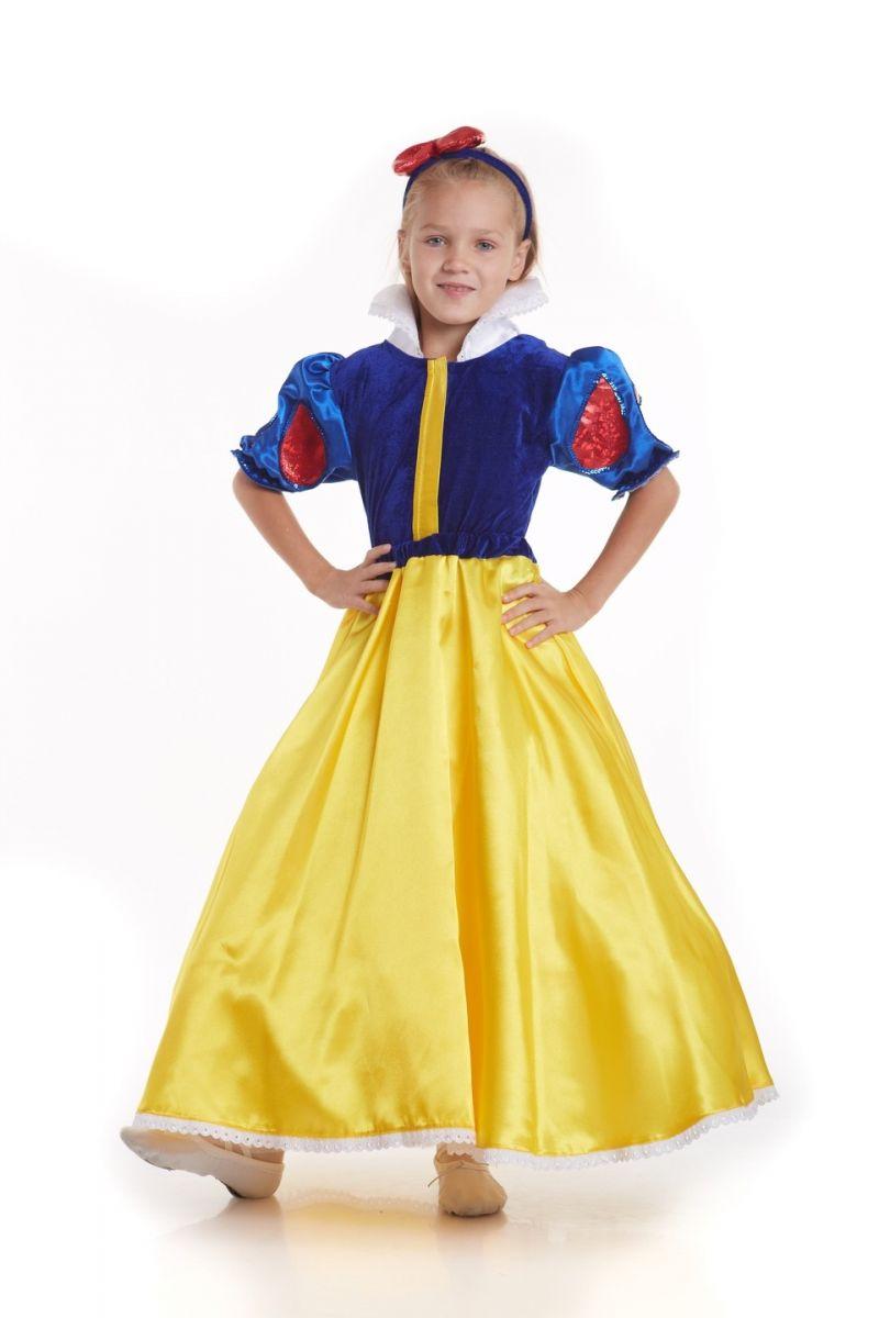 «Белоснежка» карнавальный костюм для девочки