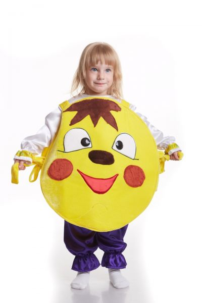«Колобок» карнавальный костюм для детей