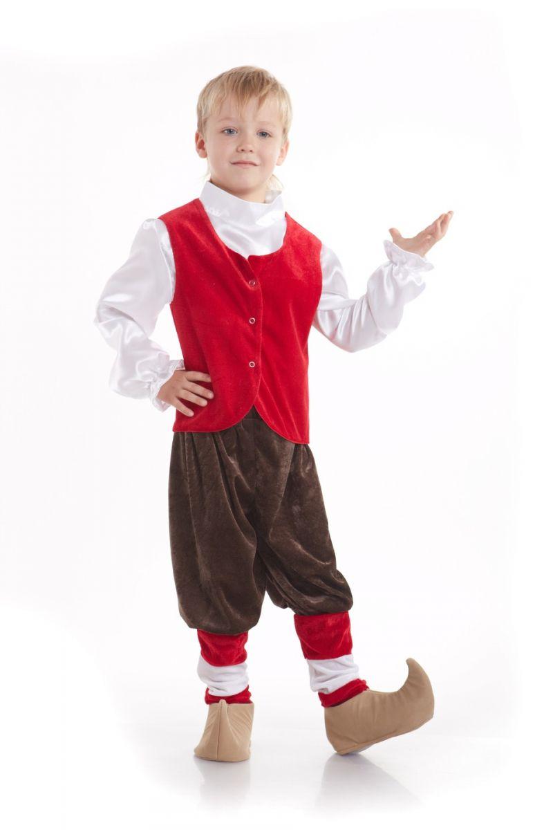 «Кай» карнавальный костюм ля мальчика