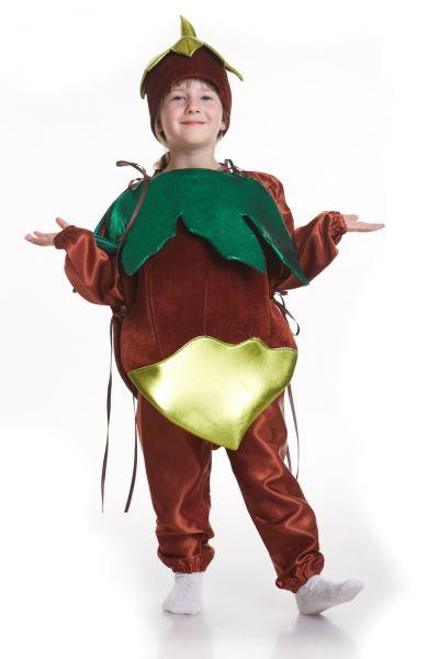 «Орешек» карнавальный костюм для мальчика