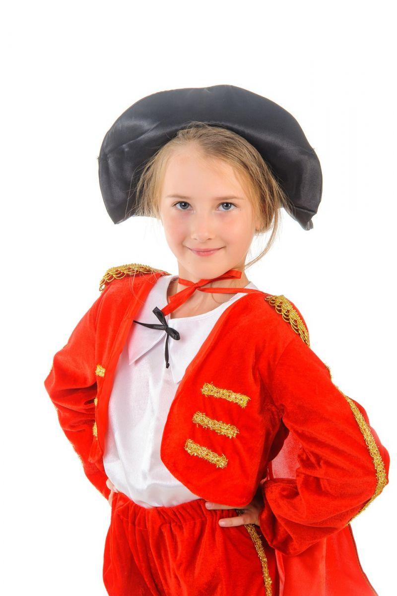 Масочка - «Тореодор» карнавальный костюм для мальчика / фото №802