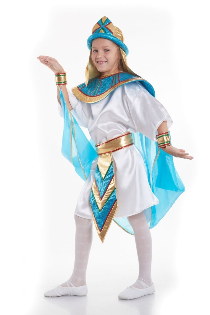 «Египтянка» национальный костюм для девочки