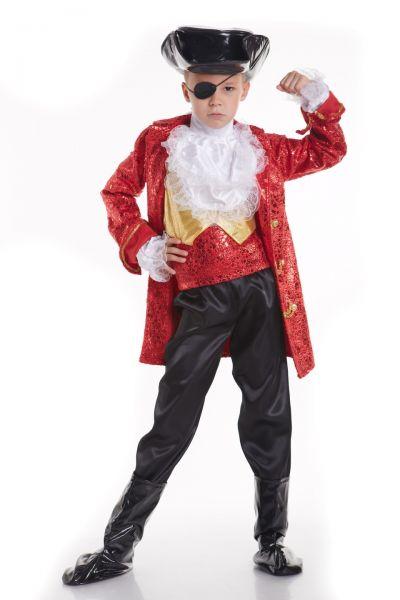«Капитан пиратов» карнавальный костюм для мальчика