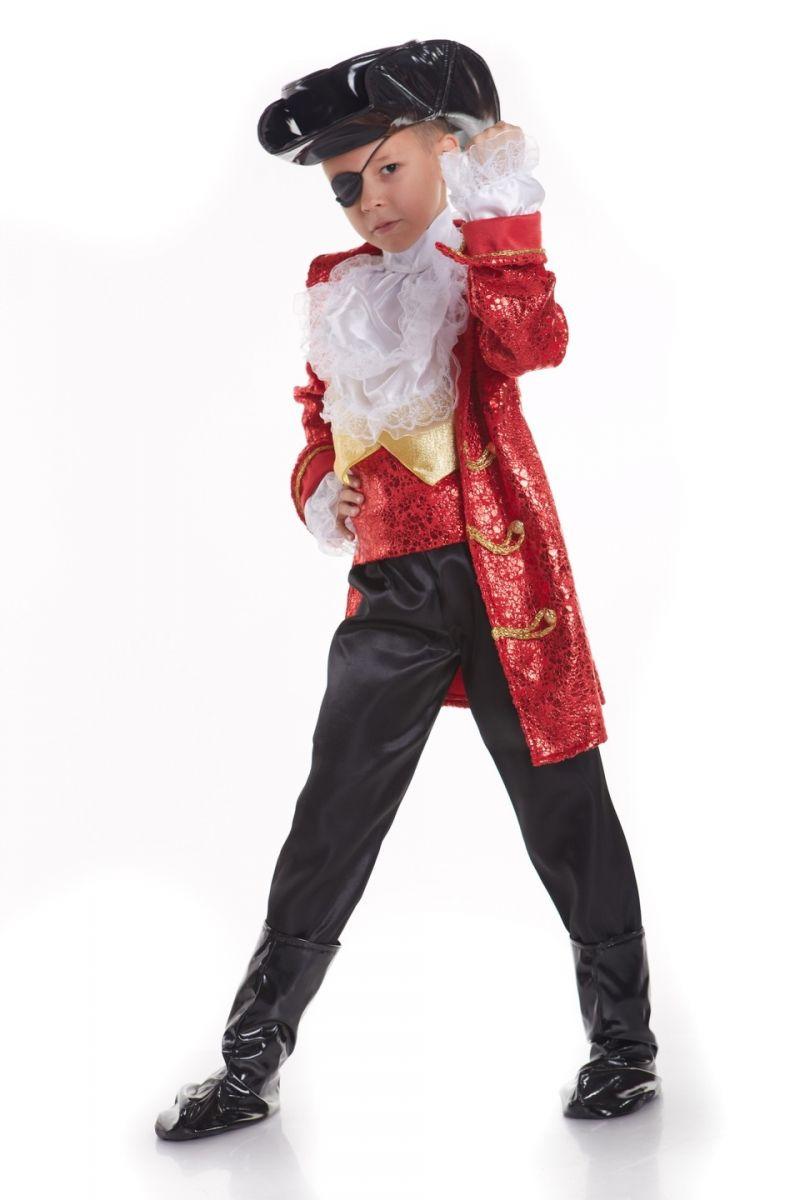 Масочка - «Капитан пиратов» карнавальный костюм для мальчика / фото №805