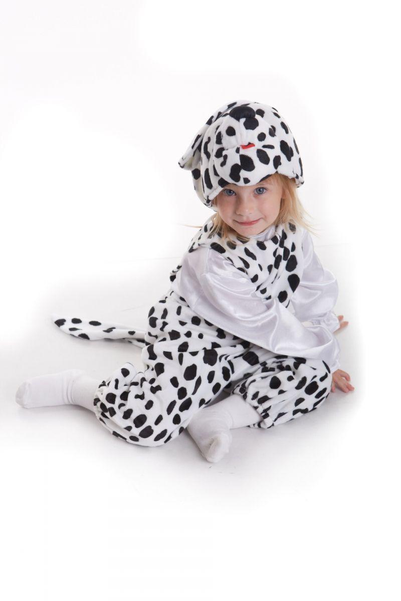 Масочка - «Далматинец» карнавальный костюм мальчика / фото №811