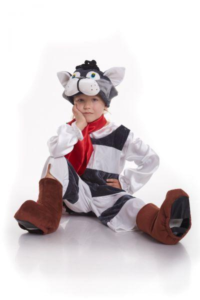 Кот «Матроскин» карнавальный костюм для мальчика