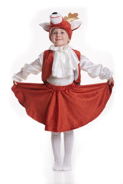 «Олененок» карнавальный костюм для детей