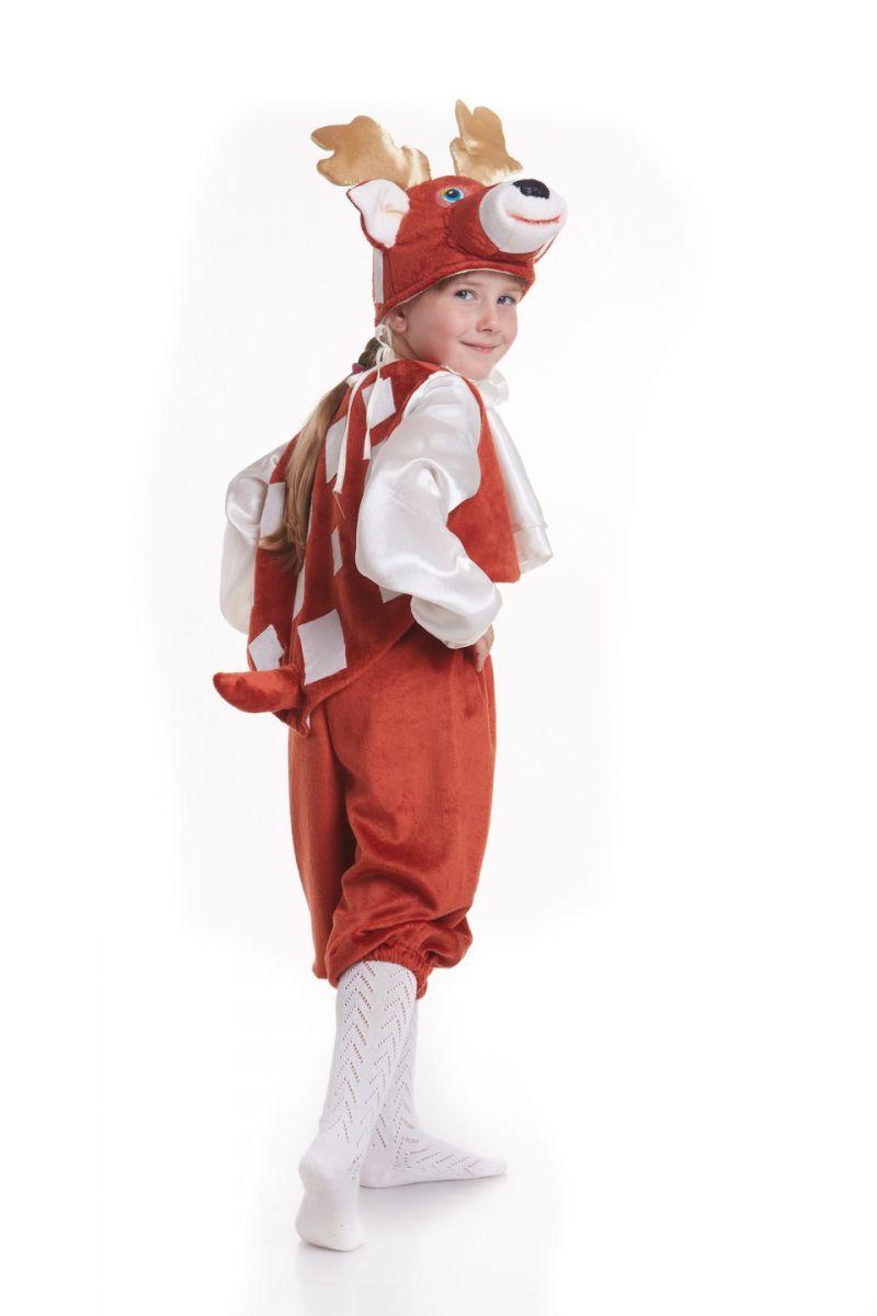 Масочка - «Олененок» карнавальный костюм для детей / фото №821