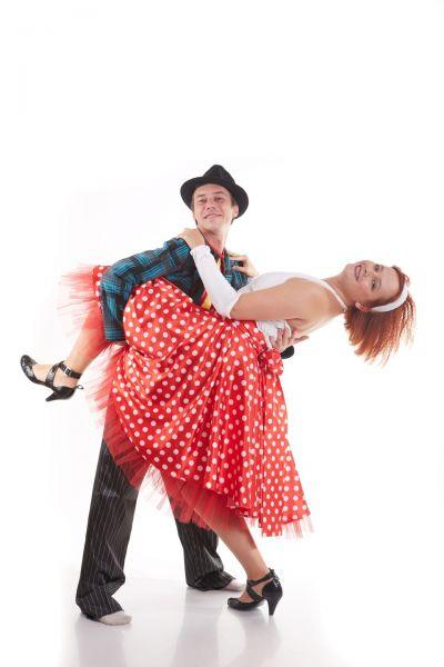 «Стиляга в красном» карнавальный костюм для взрослых