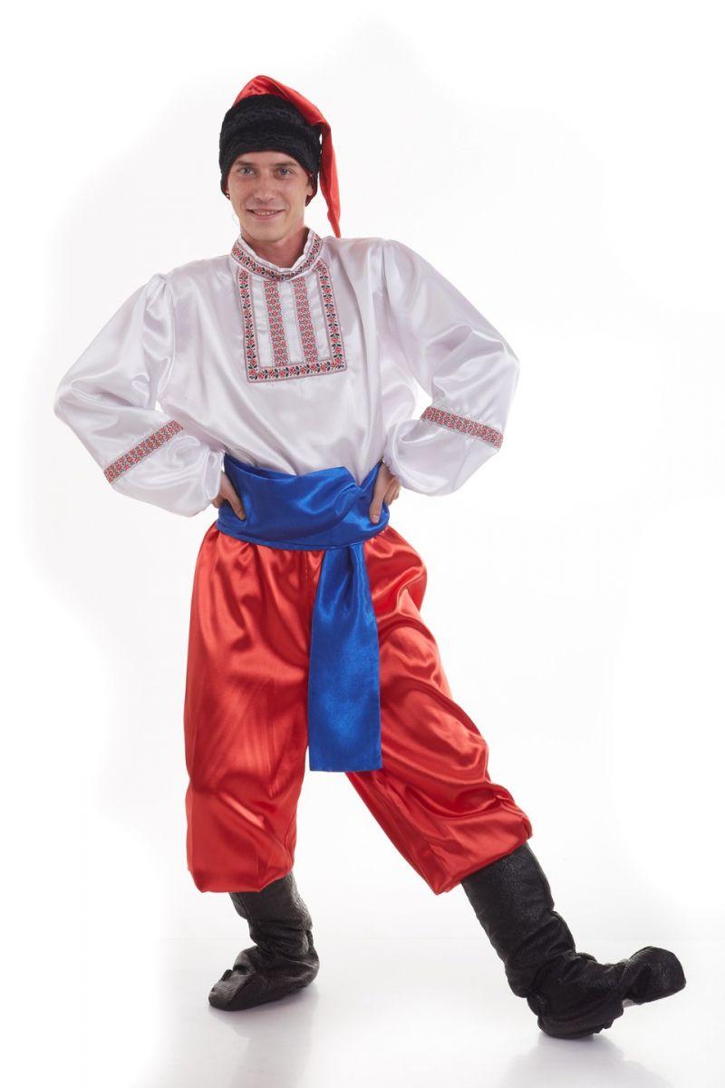 «Казак» национальный костюм для взрослых