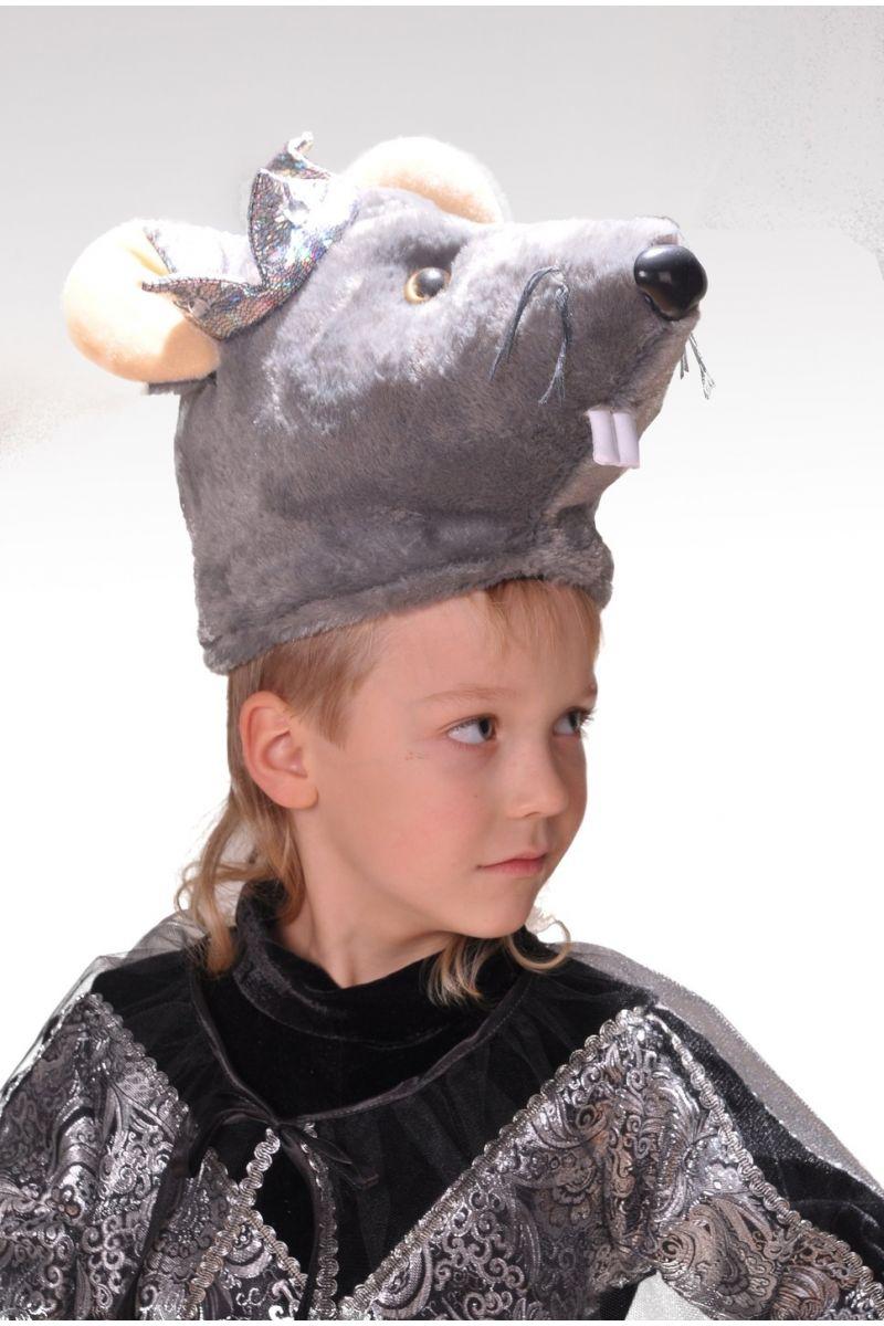 Масочка - «Мышиный король»карнавальный костюм для мальчика / фото №852
