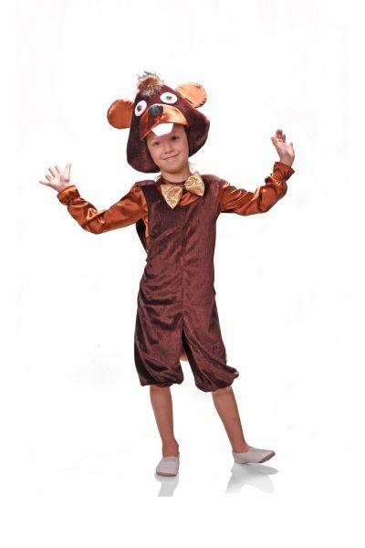 «Бобер» карнавальный костюм для мальчика