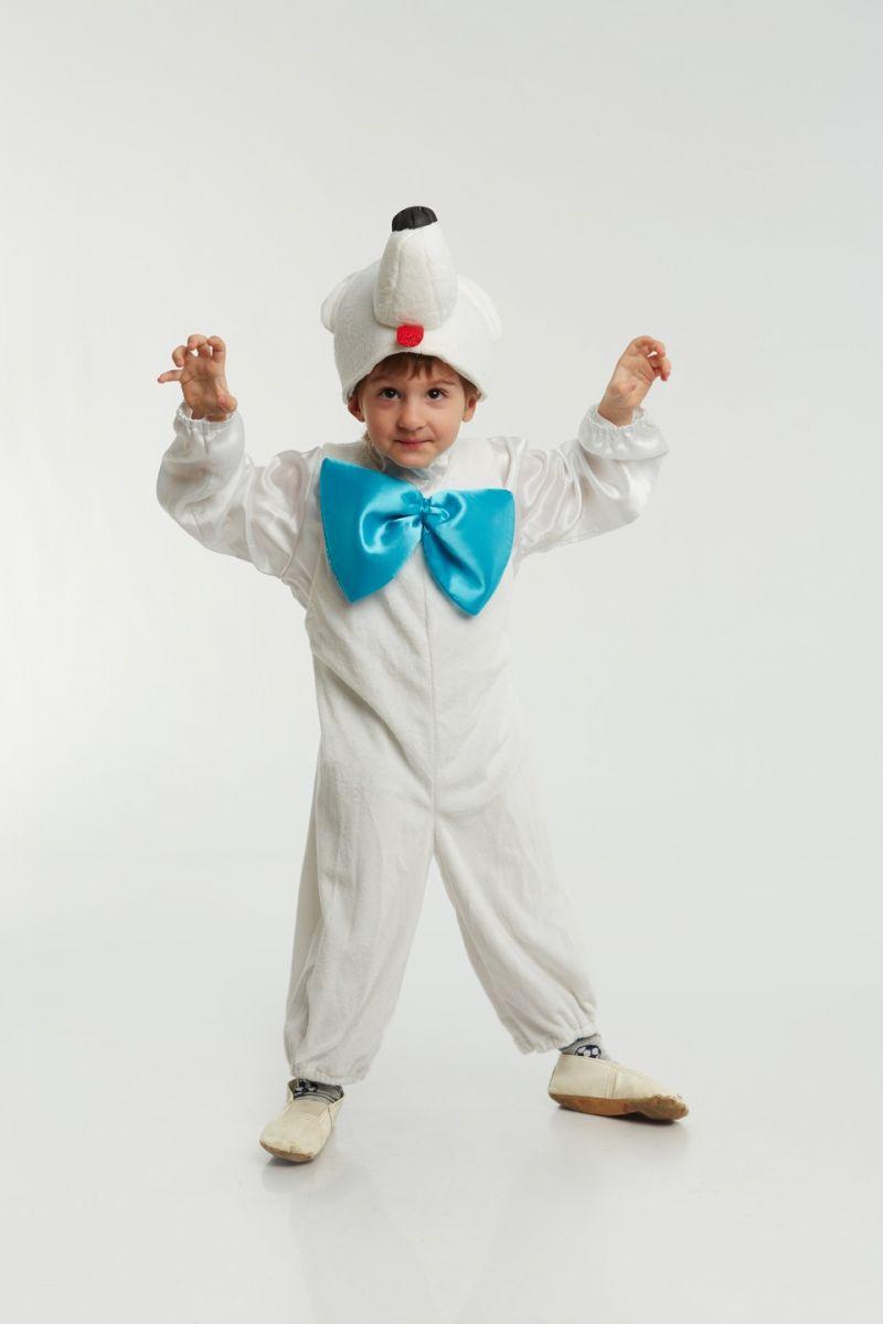 «Белый медведь» карнавальный костюм для мальчика
