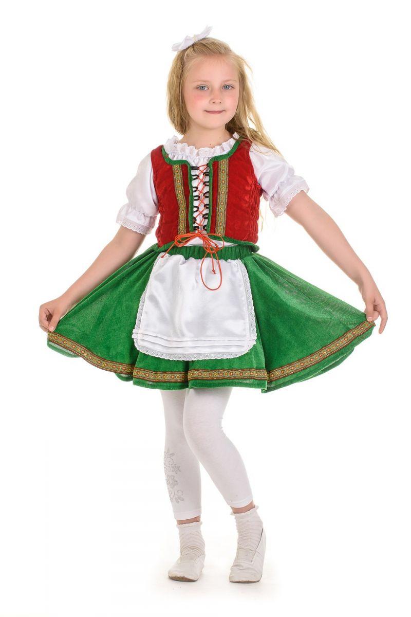 «Немочка» национальный костюм для девочки
