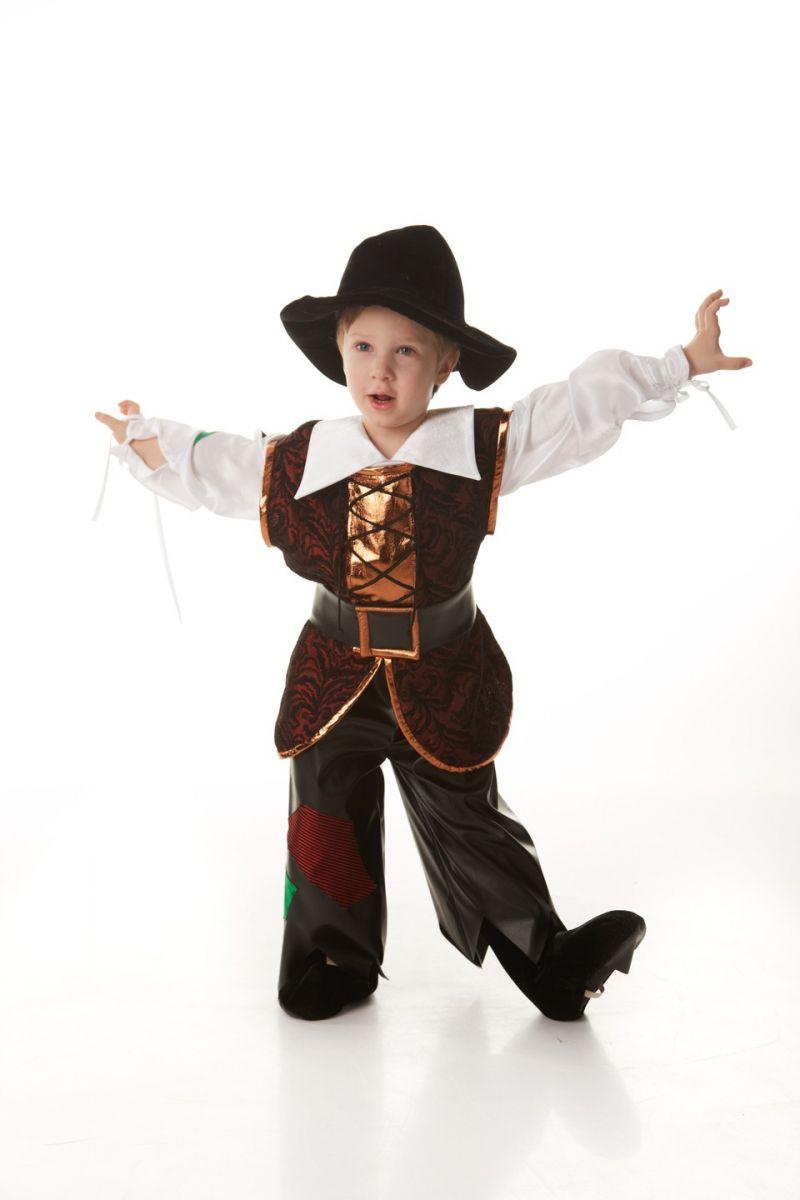Масочка - «Разбойник» карнавальный костюм для мальчика / фото №910