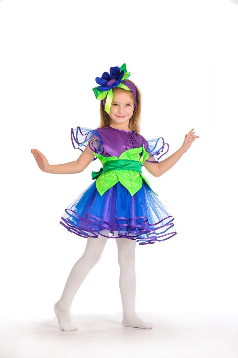 «Незабудка» карнавальный костюм для детей
