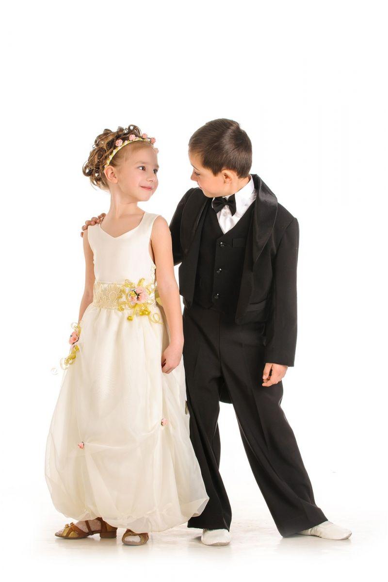 Масочка - «Виктория» нарядное платье для девочки / фото №927