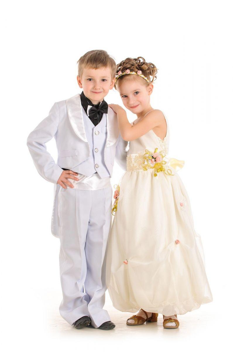Масочка - «Виктория» нарядное платье для девочки / фото №928