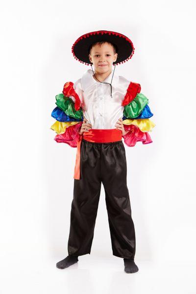 «Мексиканец» национальный костюм для мальчика