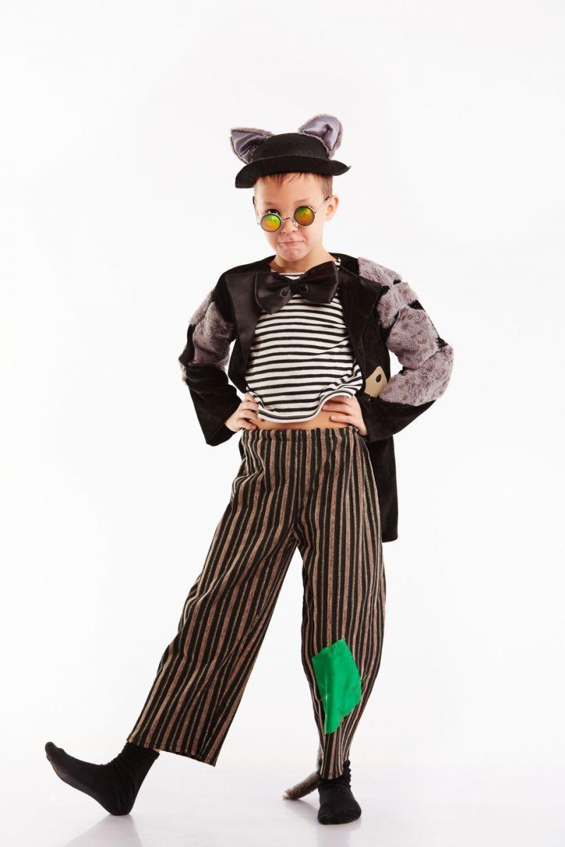 """«Кот Базилио»"""" карнавальный костюм для мальчика"""