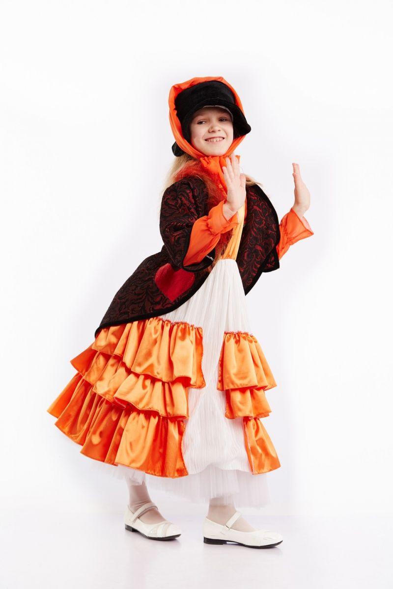 «Лиса Алиса» карнавальный костюм для девочки